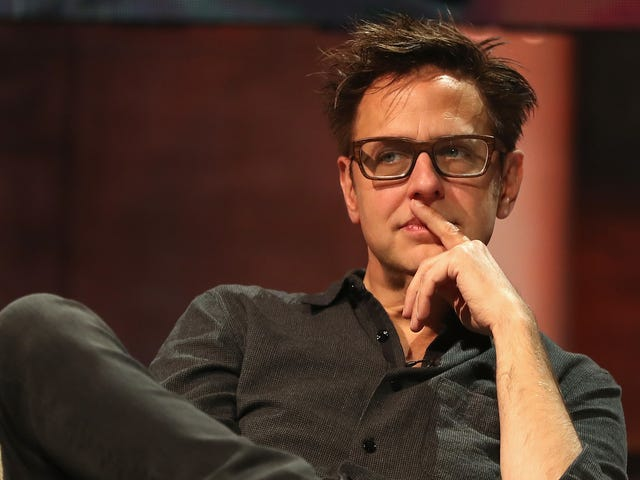 Report: After Taking a Meeting With James Gunn, Disney Still Isn't Bringing Him Back for <i>Guardians Vol. 3</i>