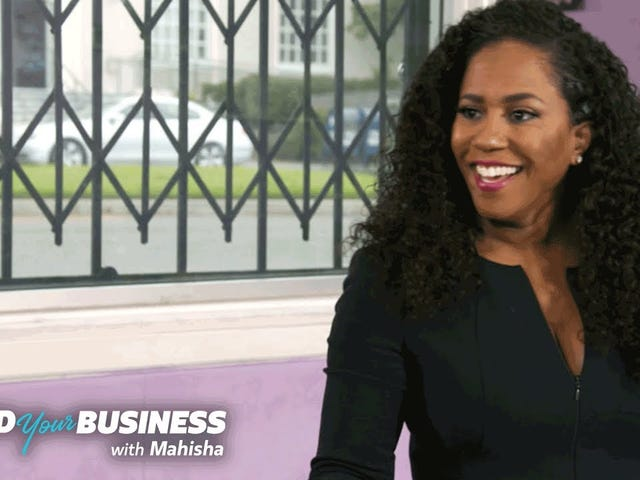 'I Did It and So Can You': OWN's Star Entrepreneur Mahisha Dellinger Wants You to Mind Your Business