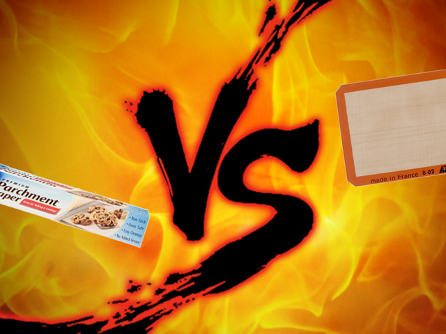 Non-Stick Baking Showdown: Parchment Paper vs. Silicone Baking Mats