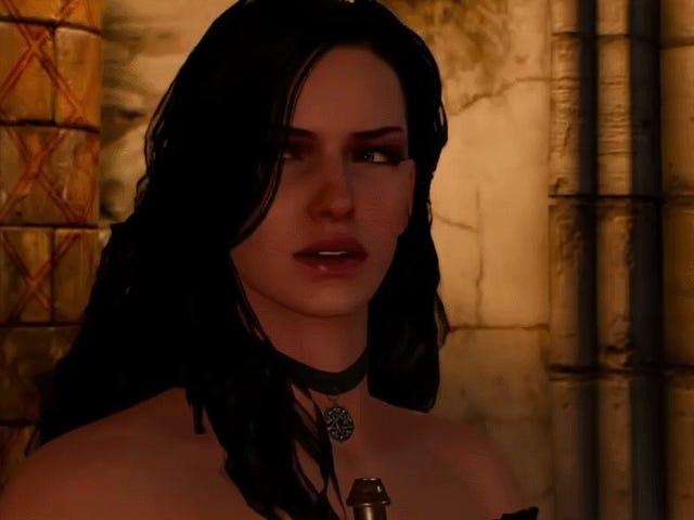 En del av <i>The Witcher 3</i> 3s karaktärsfilmer blåser fortfarande människor bort