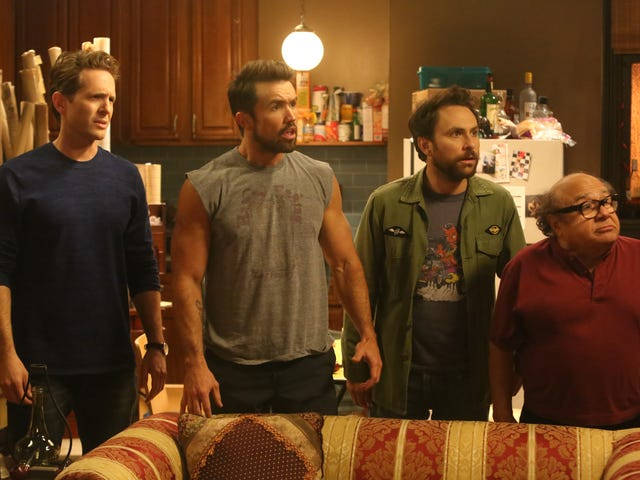 The Gang can't escape themselves in a rickety escape room-themed It's Always Sunny