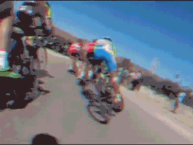 GoPros Make Road Biking Look Way More Intense