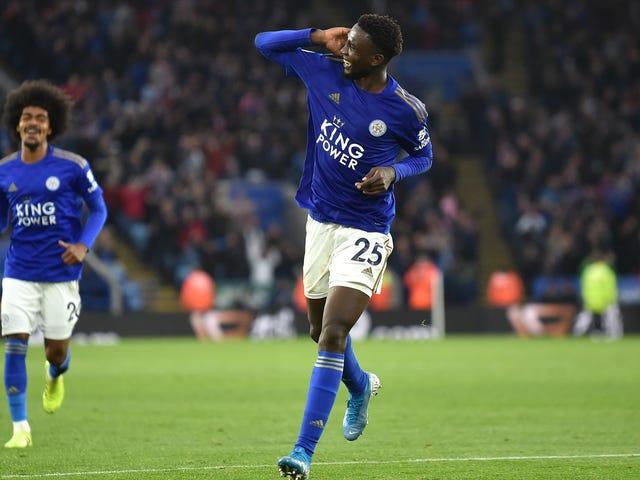 Leicester City Gerçek Oldu