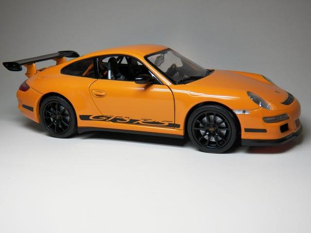 LaLD Car Week Teutonic Selasa!  Porsche GT3 RS
