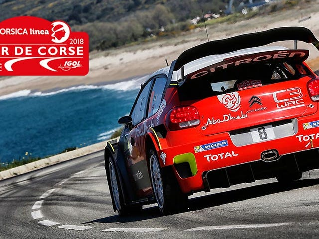 Fantasy WRC Preview: The Course on Corse