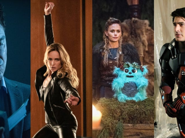 May Beebo Bless This List of Legends of Tomorrow's 10 Best Episodes