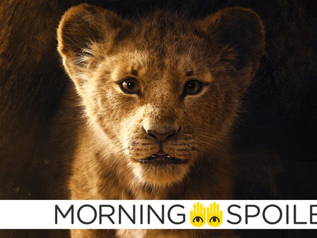 New Details From the Live-Action Lion King, Plus a Child of Light TV Show, and More