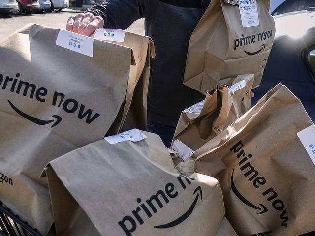 Το Amazon μπορεί να ανοίξει μια εντελώς νέα αλυσίδα καταστημάτων τροφίμων: Έκθεση
