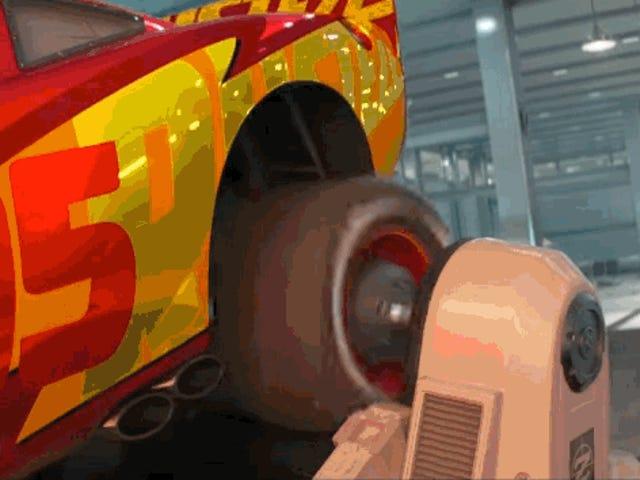 Tất cả mọi thứ mới là khủng khiếp trong <i>Cars 3</i> mới nhất <i>Cars 3</i> Trailer