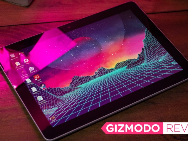 The Microsoft Surface Go Is Practically Perfect