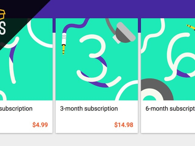 Take 50% Off Your Google Play Music Membership For Valentine's Day
