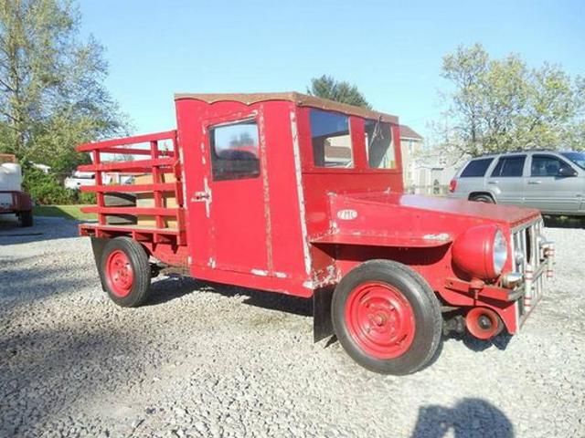 1958 Homemade Truck
