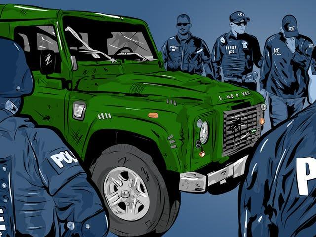 Fedlar neden bu insanların eski kamyonlarını ele geçirmeyle ilgili İtiraz Ediyorlar?