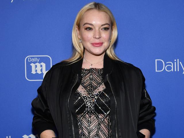 Lindsay Lohan Is Shooting Her Shot With Tyga
