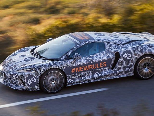 รถใหม่ล่าสุดของแม็คลาเรนไม่ได้เป็น Hyper Stiff Track แบบพิเศษมันเจ๋งกว่านั้น