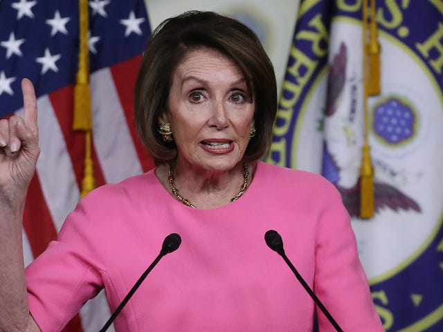 Nancy Pelosi Slams Edited Footage With Claim That When She's Drunk You'll Fucking Know It