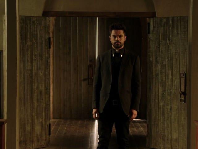 Preacher Frames Doorways to Other Stories