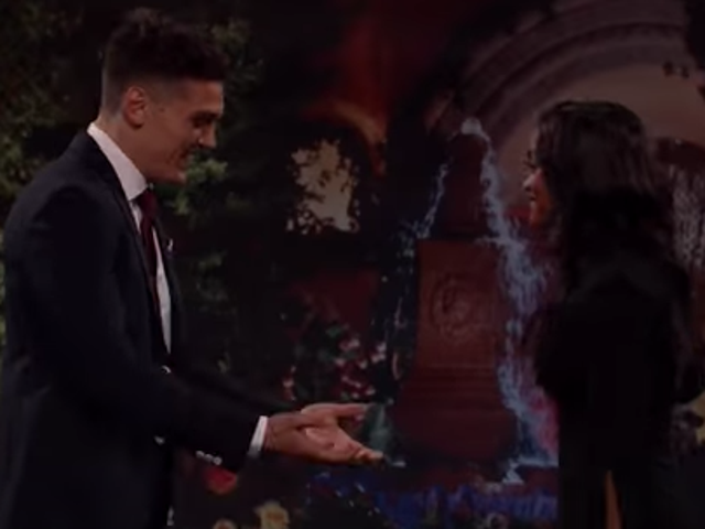 White Bachelorette Contestant: 'I'm Ready to Go Black and I'm Never Going to Go Back'