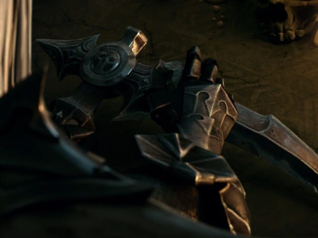 Diablo III Brings Back The Necromancer