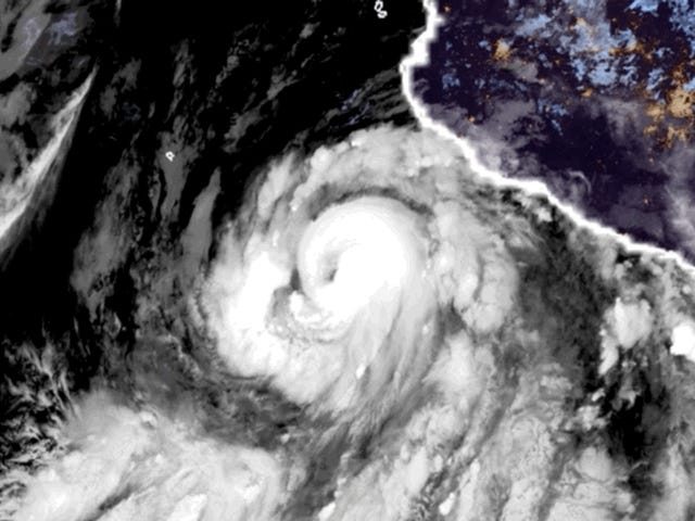 The Eastern Pacific Just Saw Its Second Major Hurricane in Less Than a Week<em></em>