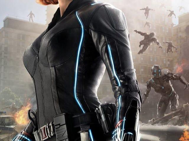 Altri nuovi poster di personaggi per Avengers: AOU