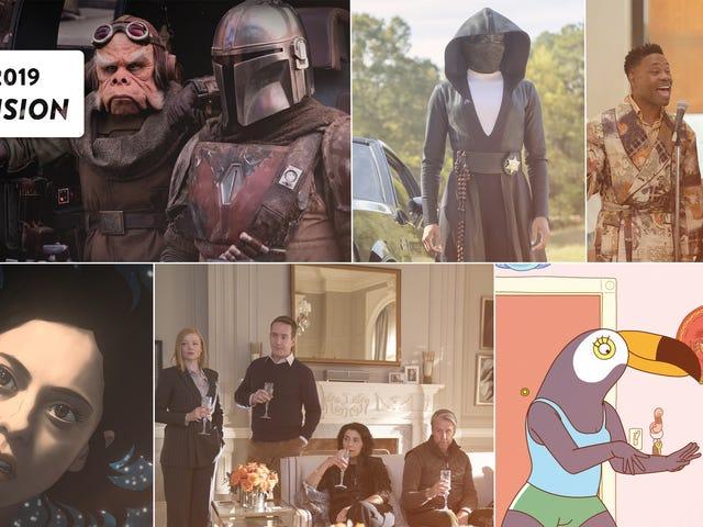 25 rancangan TV terbaik 2019