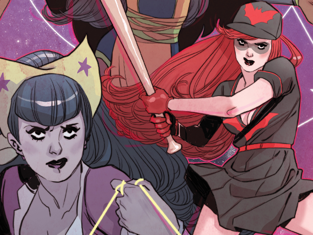 Ta en titt inuti de underbara <i>Bombshells: United's</i> Final Chapter <em></em>