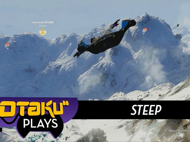 The Best Dang Steep Stream On The Internet, No Regrets