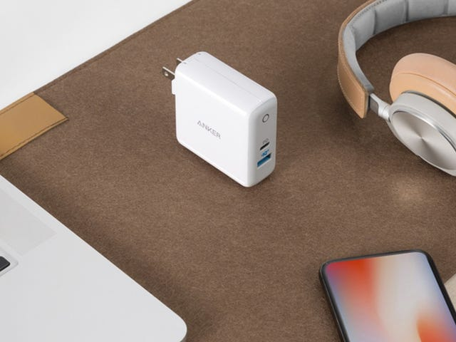 Save $11 On Anker's New USB-C Power Delivery Travel Charger