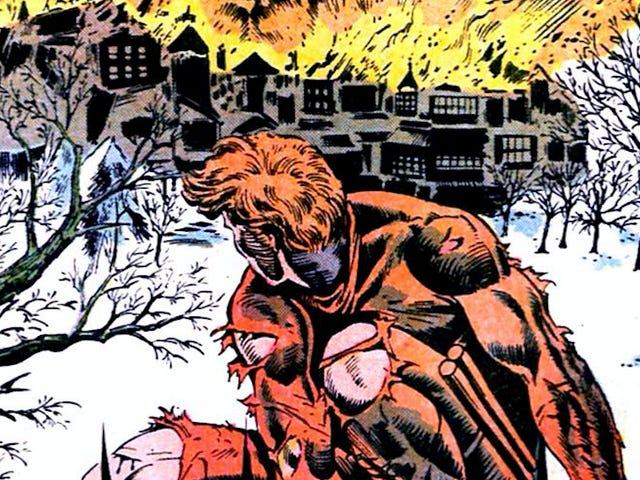 Harlan Ellison Wrote One of the Best Daredevil Stories Ever