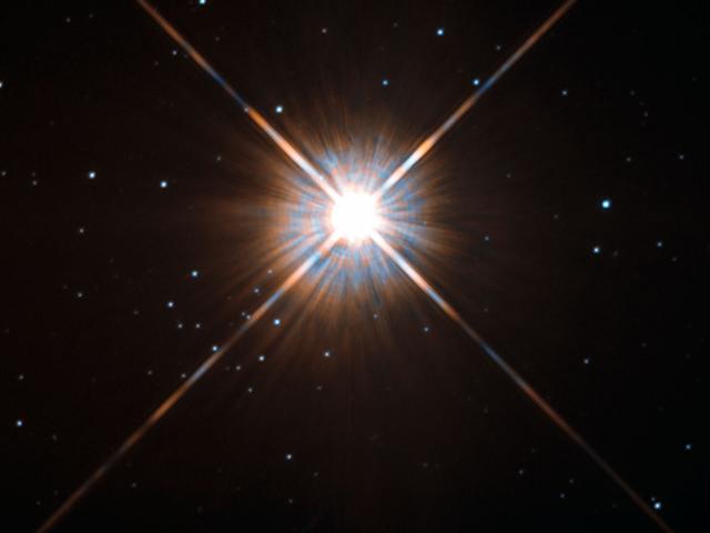 Los astrónomos ven destellos de un segundo mundo rodeando la estrella más cercana al sol