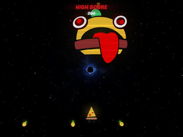 There's A Konami Code In Fortnite's Black Hole