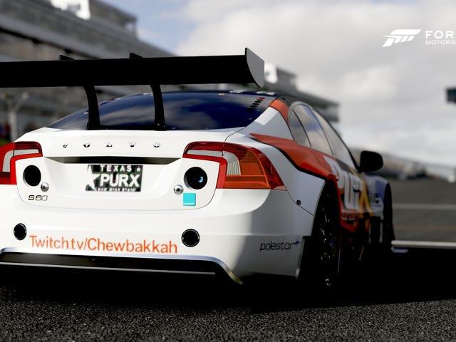 Forza 6 Takımı Touring Araba Yarışı 2