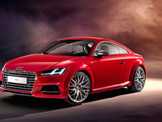 I've never been in love with the TT ….