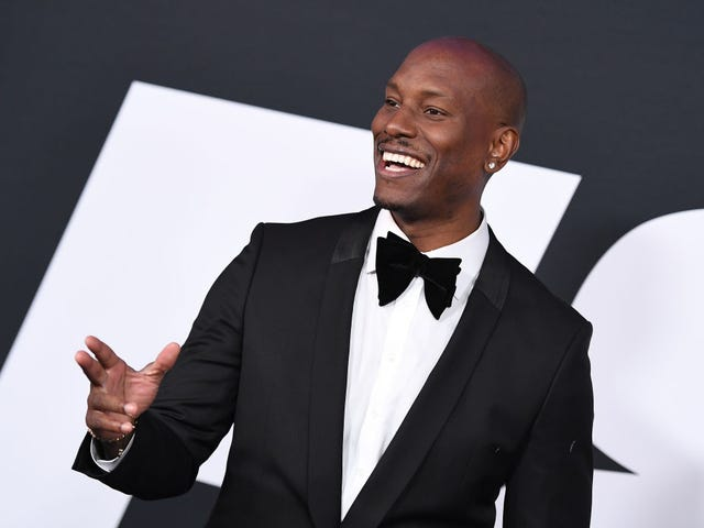 Meet Tyrese: R&B Singer, Actor and Dumbass Misogynist
