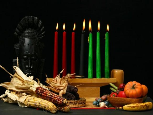 Kwanzaa Turns 50 This Year. Are You Celebrating?