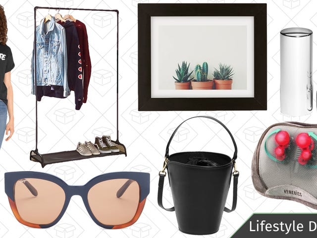 Tuesday's Best Lifestyle Deals: Massagers, & Other Stories, Designer Sunglasses, and More