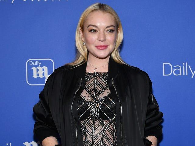 Lindsay Lohan s'excuse d'avoir critiqué les femmes qui ont parlé de #MeToo