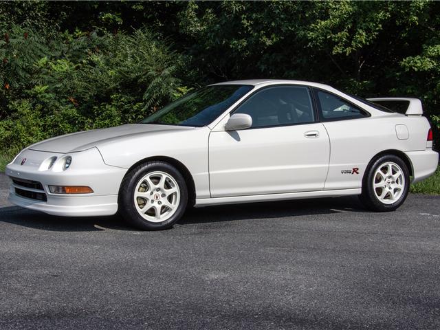 Ik viel flauw omdat een 1.200 mijl Integra Type R werd verkocht voor $ 63.800