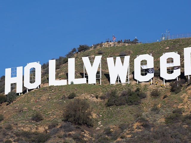 Artist Claims 'Hollyweed' Prank During Interview, Is Promptly Arrested