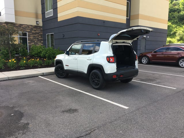 Ask me anything about the Jeep Renegade Trailhawk