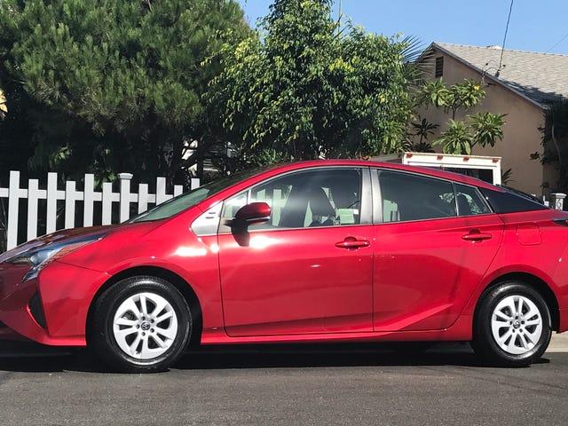 I bought a car!