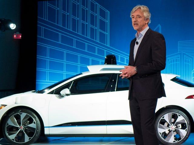 Google's Waymo CEO: we zouden een verbod op menselijk rijden bestrijden