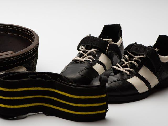 웨이트를들 때 어떤 신발을 신어야 하는가