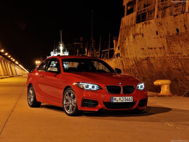 The M235i is (Nearly) the Perfect BMW