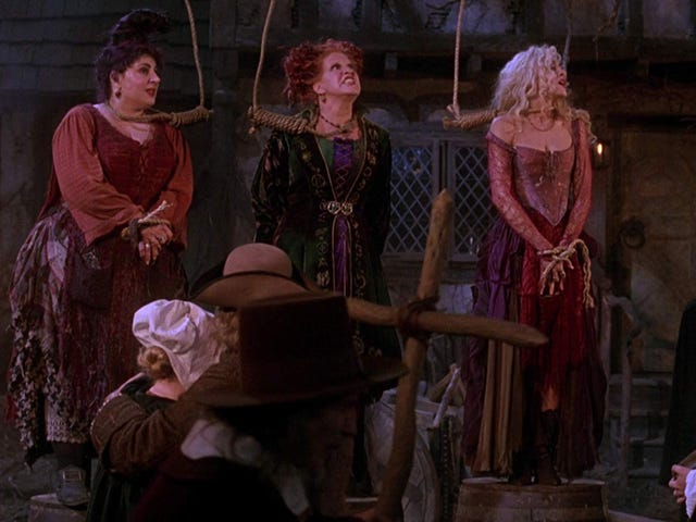 Oh, So They Are Doing a Hocus Pocus Sequel?!