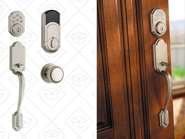 Lock In Up To 40% off Smart Locks From Home Depot, Today Only