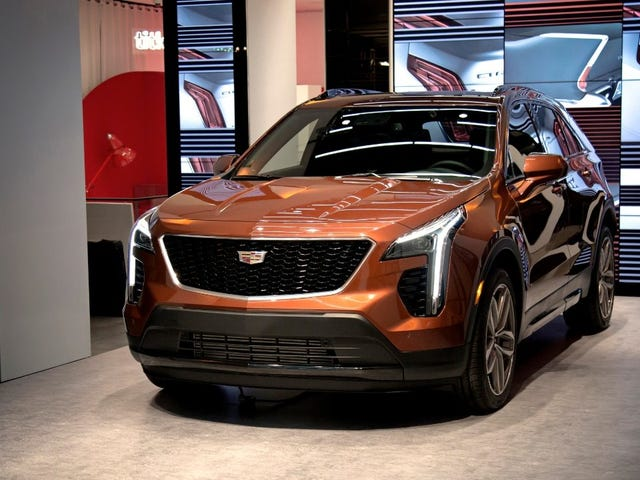 The 2019 Cadillac XT4 Is Surprisingly Cheap