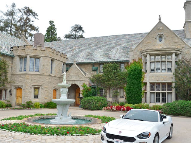 The Playboy Mansion Now Officially Belongs to Twinkie Dude Daren Metropoulos