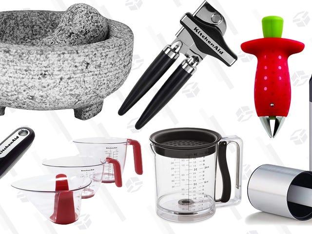 Αυτή η πώληση Amazon μιας ημέρας είναι βρασμένη με χρήσιμα εργαλεία κουζίνας
